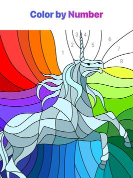 Color by Number – New Coloring Book screenshot 14
