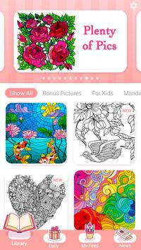Happy Color – Color by Number screenshot 1
