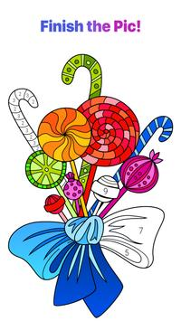 Color by Number – New Coloring Book screenshot 6