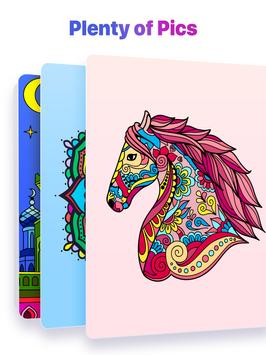 Color by Number – New Coloring Book screenshot 8