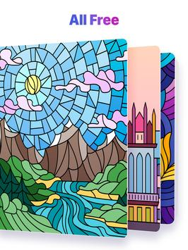 Color by Number – New Coloring Book for Android - APK Download