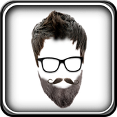 Beard & Mustache Photo Editor icon