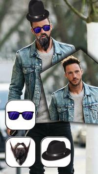 Beard & Mustache Photo Editor poster
