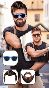 Beard & Mustache Photo Editor screenshot 1