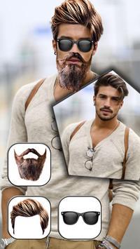 Beard & Mustache Photo Editor screenshot 2