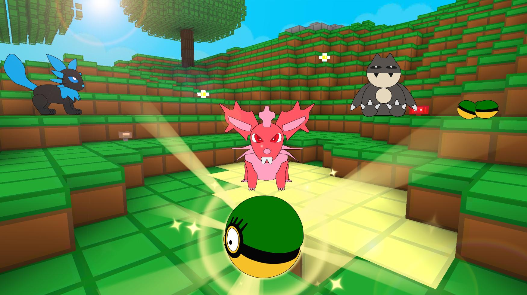Pixelmon Craft GO : catch them all for Android - APK Download