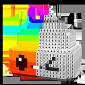 Pixel.ly 3D иконка