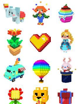 Pixel.ly 3D скриншот 13