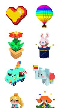 Pixel.ly 3D скриншот 6