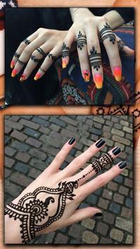 Dulhan Finger Mehndi Designs apk screenshot
