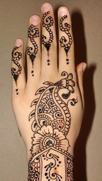 Mehndi Art Designs poster