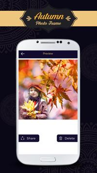 Autumn Photo Frames screenshot 5