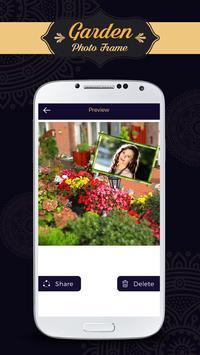 Garden Photo Frames screenshot 3