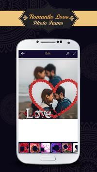 Romantic Love Photo Frames screenshot 2