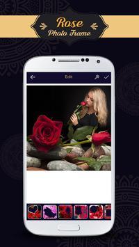Rose Photo Frames screenshot 1