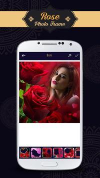 Rose Photo Frames screenshot 2
