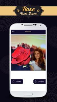 Rose Photo Frames screenshot 4