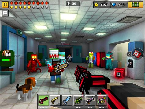 Pixel Gun 3D (Pocket Edition) apk screenshot