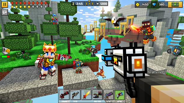 Pixel Gun 3D (Pocket Edition) poster