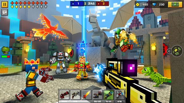 Pixel Gun 3D स्क्रीनशॉट 2
