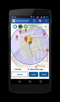 Work Monitoring System screenshot 4