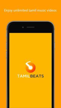 Tamil video songs, Status & Trailers : TamilBeats الملصق