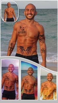 Tattoo Design App Photo Editor screenshot 2