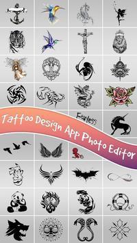 Tattoo Design App Photo Editor screenshot 4
