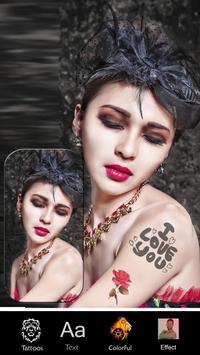 Tattoo My Photos With My Name screenshot 1