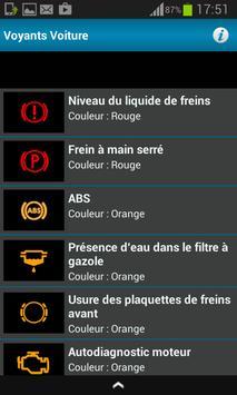 Tous Les Voyants Voiture screenshot 2