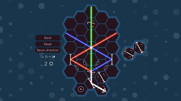 Senalux - the laser optics puzzle screenshot 17