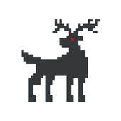Dark Reindeer icon