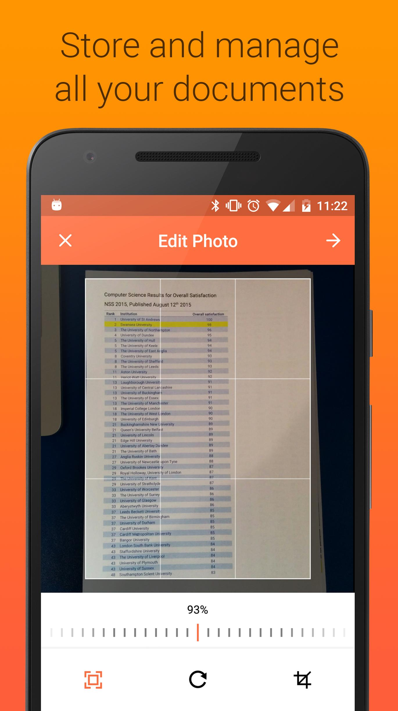Image to Text - OCR Scanner for Android - APK Download
