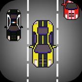 Pixel Car GO icon