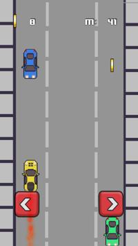 Pixel Car GO apk screenshot