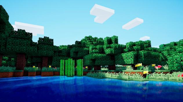 PixelCraft Pocket Edition apk imagem de tela