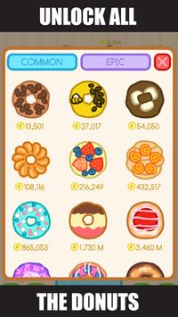 Donut Evolution - Merge and Collect Donuts! screenshot 1