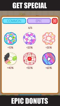 Donut Evolution - Merge and Collect Donuts! screenshot 2
