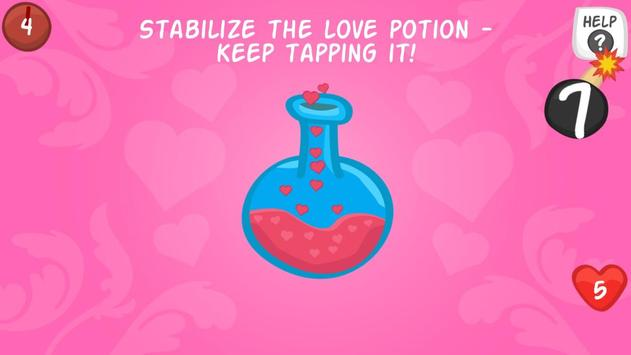 The Impossible Test VALENTINE poster