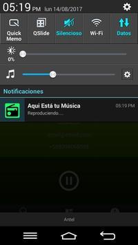 Aqui Esta tu Musica screenshot 1
