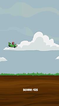 Flappy Plane World apk screenshot