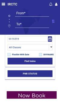 Train Info India screenshot 2