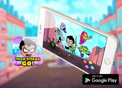 Super Titans Go Run Adventure poster