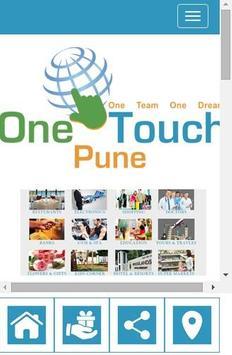 One Touch Pune apk screenshot