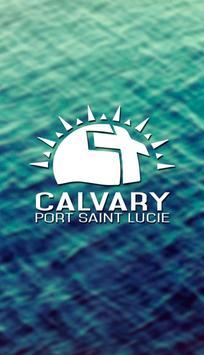 Calvary PSL poster