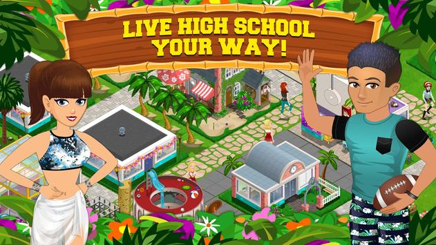 High School Story apk 截图