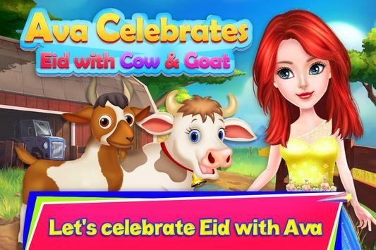 Ava Animal Farm House poster