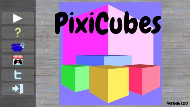 PixiCubes: Jigsaw with a Twist apk screenshot