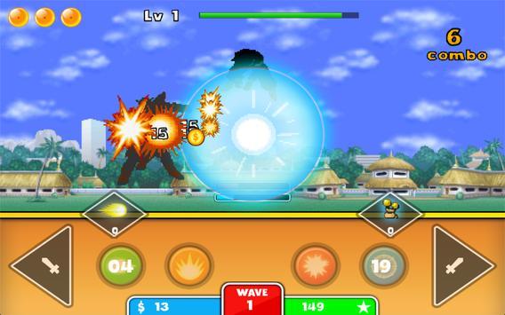 Goku Saiyan Warrior APK [1 4 2] - Download APK