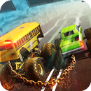 Chained Monster Truck 3D Crazy Car Racing APK